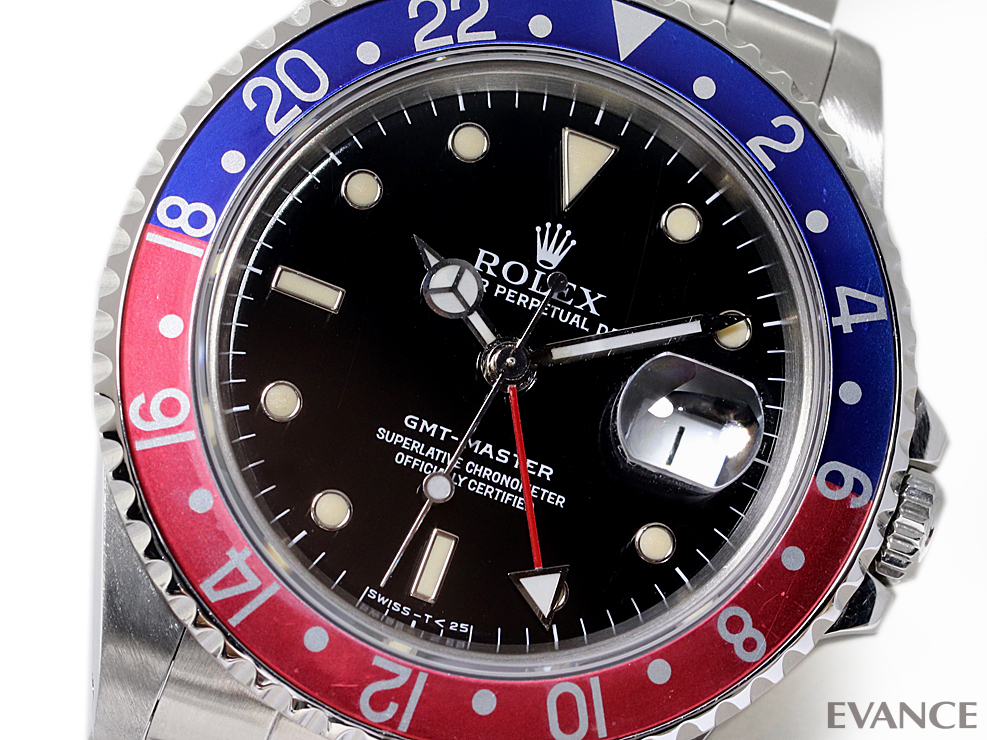 ROLEX ロレックス GMTマスター 16700