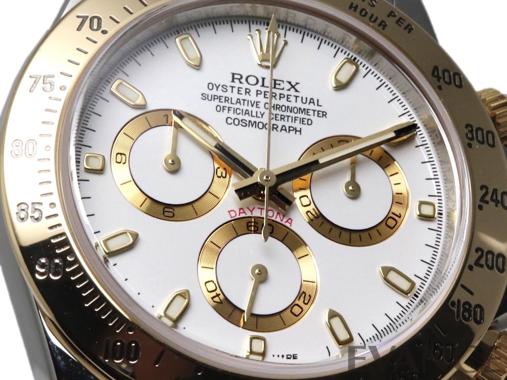 ROLEX ロレックス デイトナ コンビ 116523