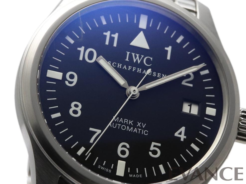 IWC アイ・ダブリュー・シー パイロット マークXV IW325307