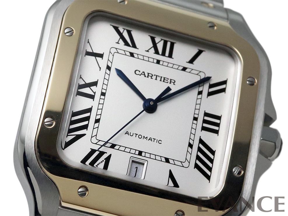 CARTIER カルティエ サントス ドゥ カルティエ LM W2SA0006