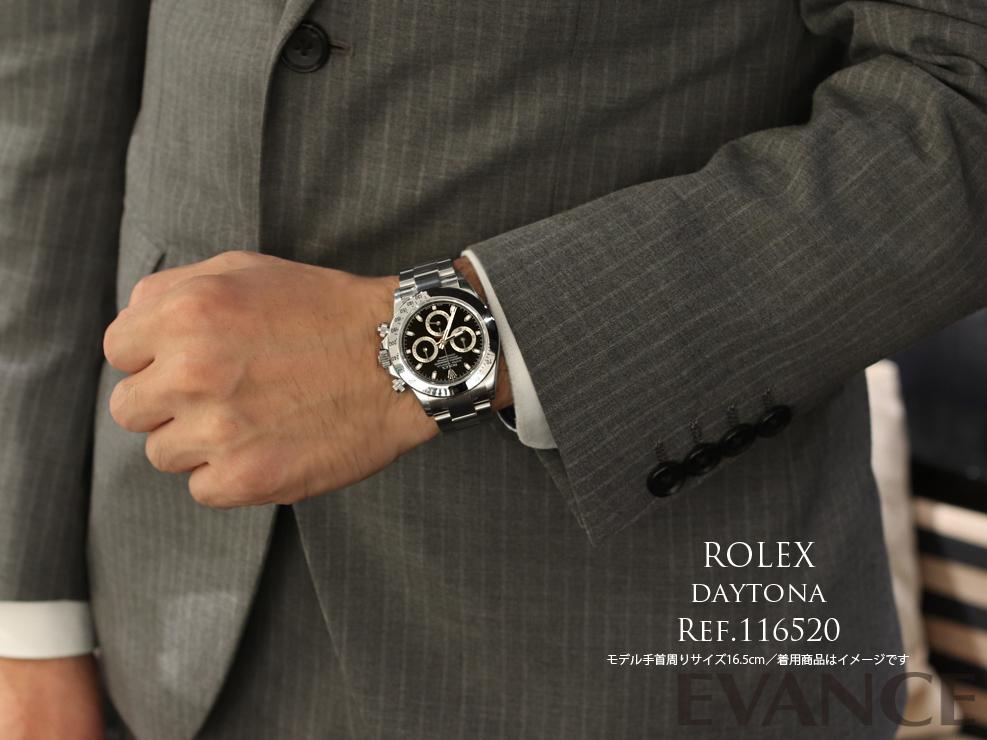 ROLEX ロレックス デイトナ(保護シール付、未使用デッドストック) 116520