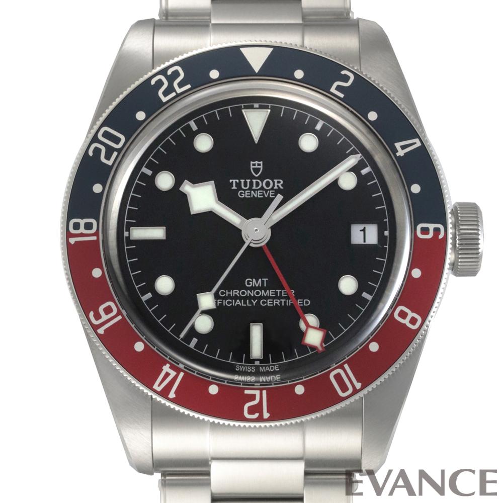 TUDOR チューダー(チュードル) ブラックベイ GMT 79830RB-0001