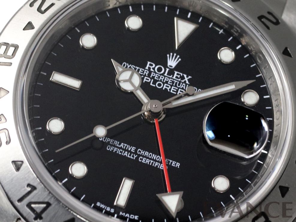 ROLEX ロレックス エクスプローラーII 16570