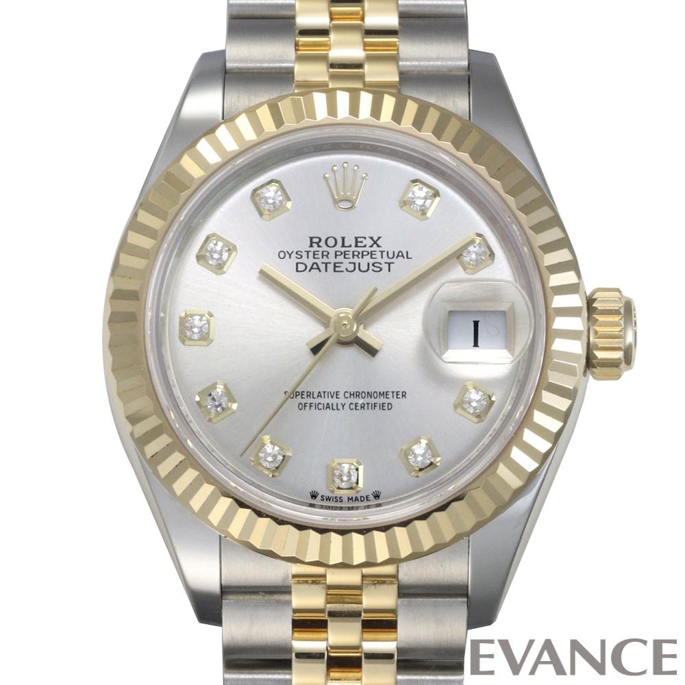 ROLEX ロレックス デイトジャスト28 YGコンビ 279173G