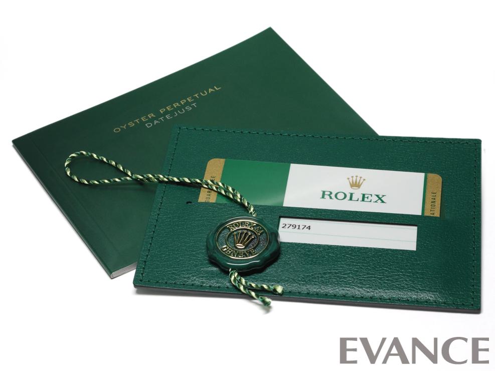 ROLEX ロレックス レディース デイトジャスト28 WGベゼル 279174