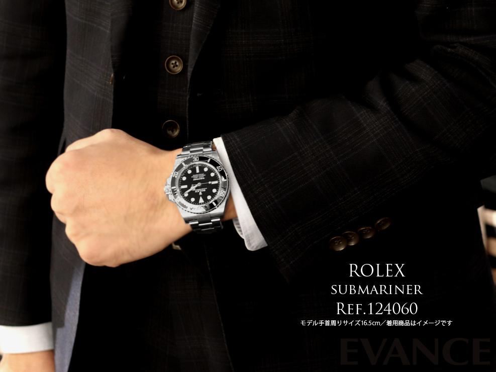 ROLEX ロレックス サブマリーナ【2020年新型】 124060