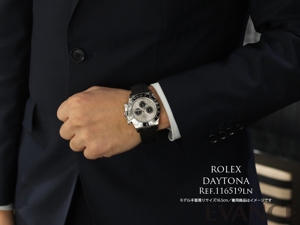ROLEX ロレックス デイトナ ゴールド<保護シール付> 116519LN