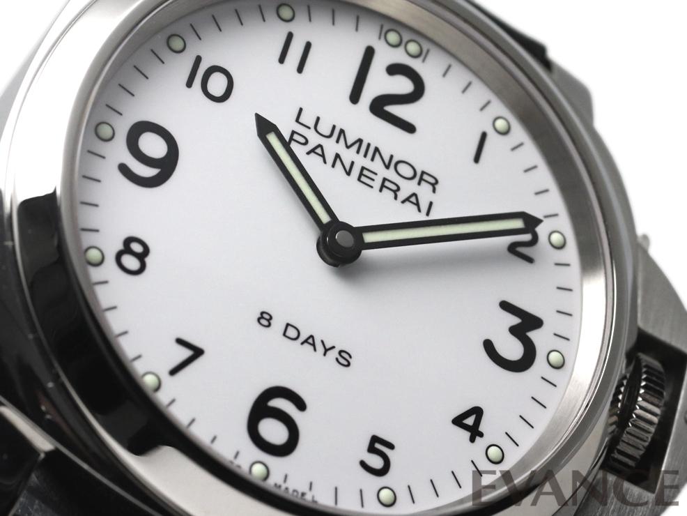 PANERAI パネライ ルミノール ベース 8デイズ アッチャイオ PAM00561
