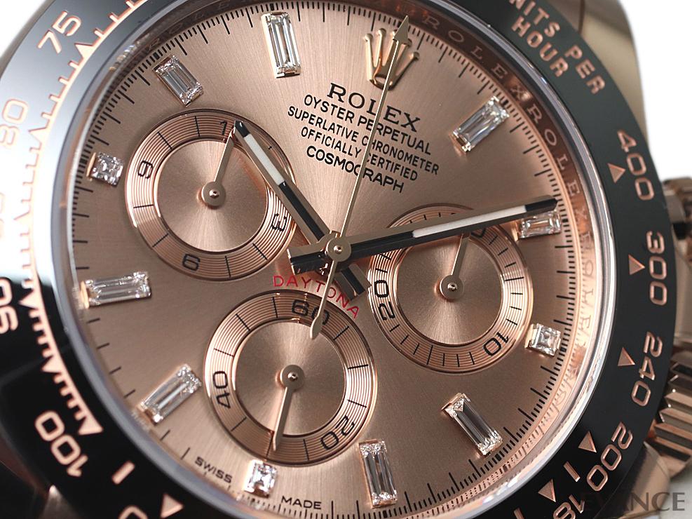 ROLEX ロレックス デイトナ ゴールド<保護シール付> 116515LNA