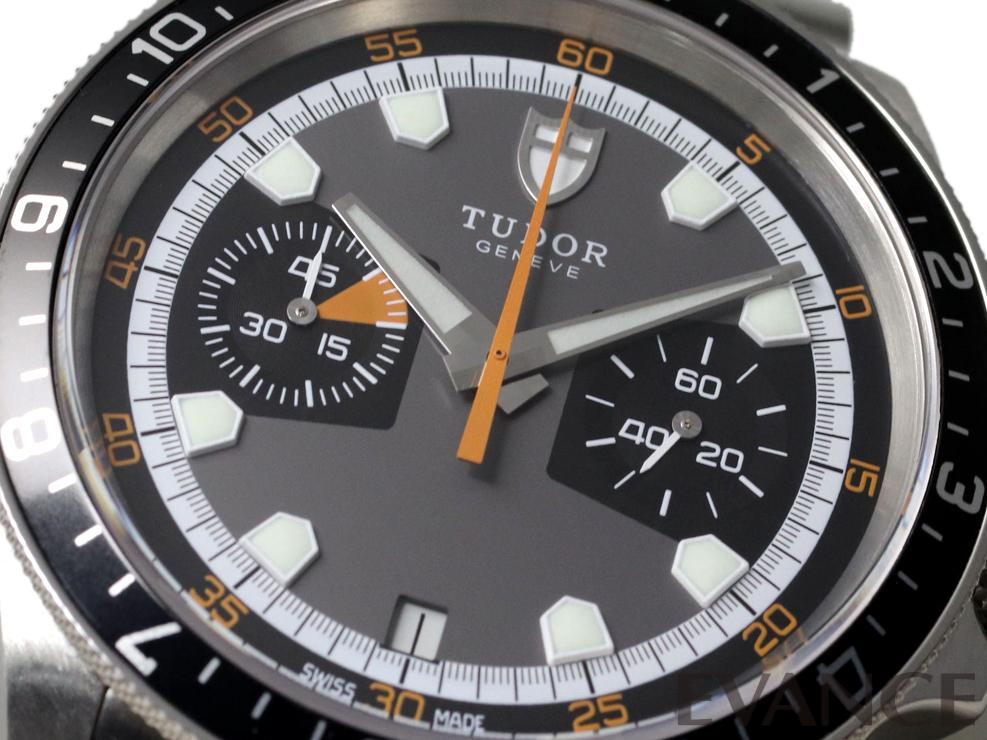 TUDOR チューダー(チュードル) ヘリテージ クロノグラフ 70330N