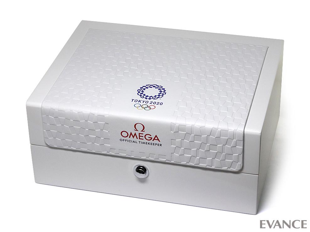 OMEGA オメガ オメガ スピードマスター東京2020 リミテッド 522.30.42.30.06.001