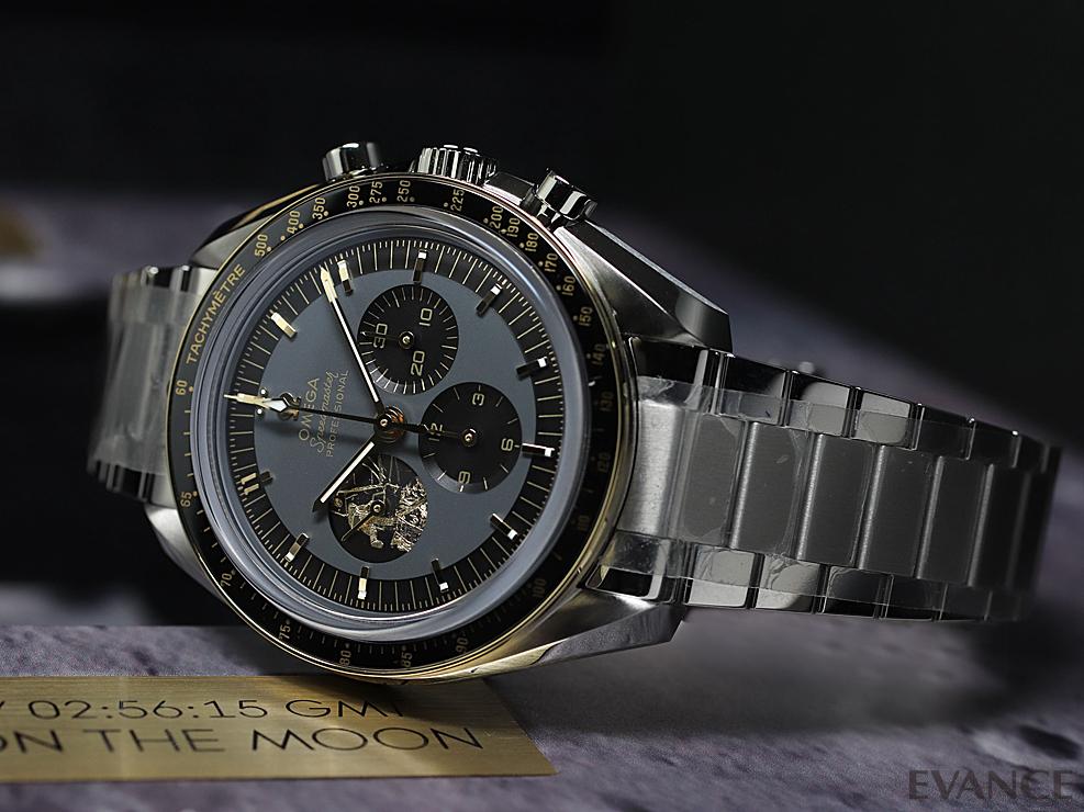 OMEGA オメガ スピードマスター ムーンウォッチ アポロ11号 50周年記念 310.20.42.50.01.001