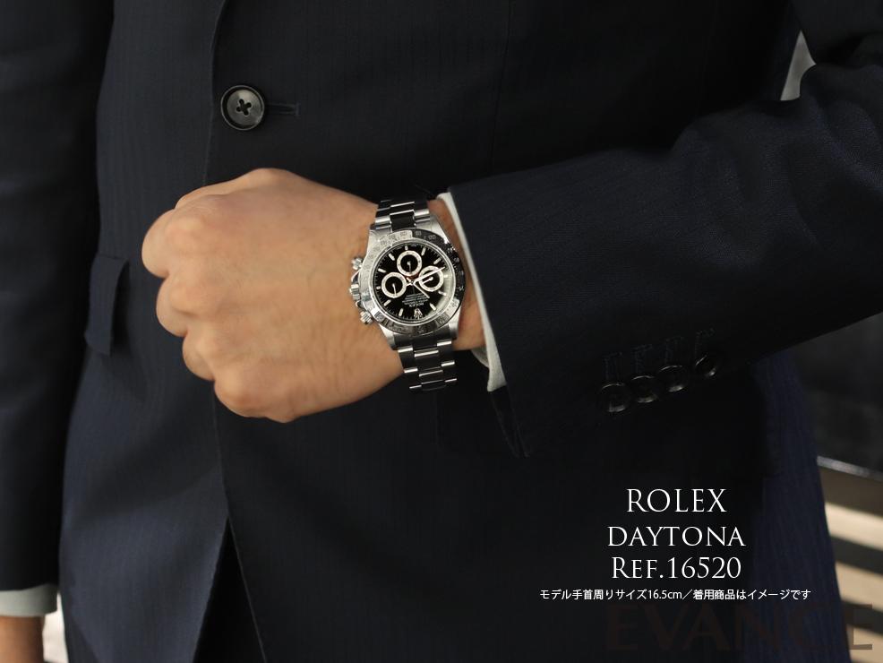 ROLEX ロレックス デイトナ<P1番台> 16520