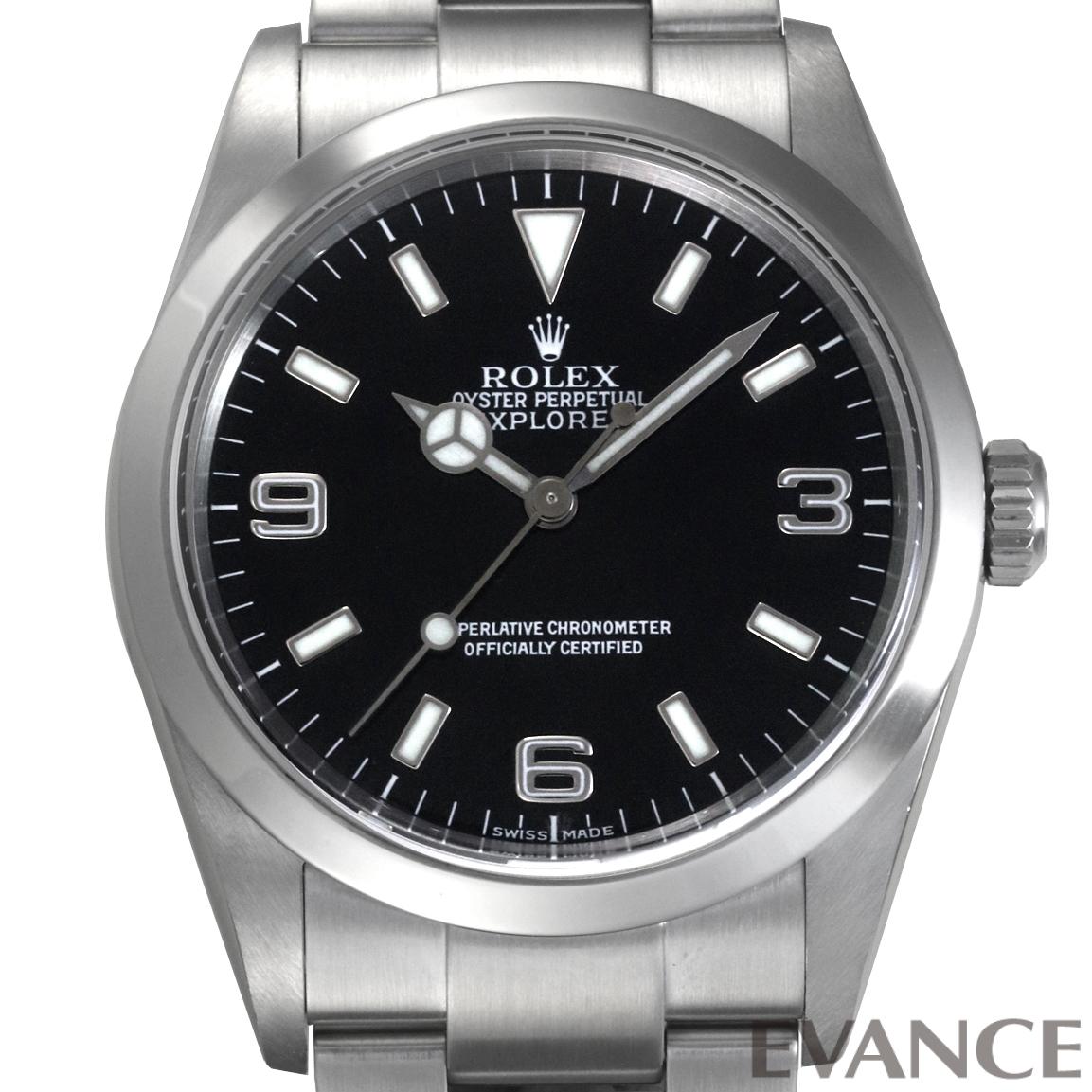 ROLEX ロレックス エクスプローラーI 114270