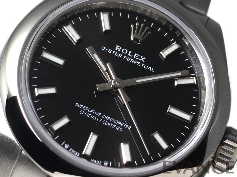 ROLEX ロレックス レディース オイスター パーペチュアル【2020年新型】 276200