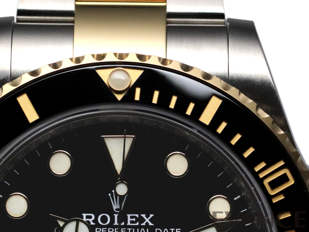 ROLEX ロレックス サブマリーナ デイト【2020年新型】 126613LN
