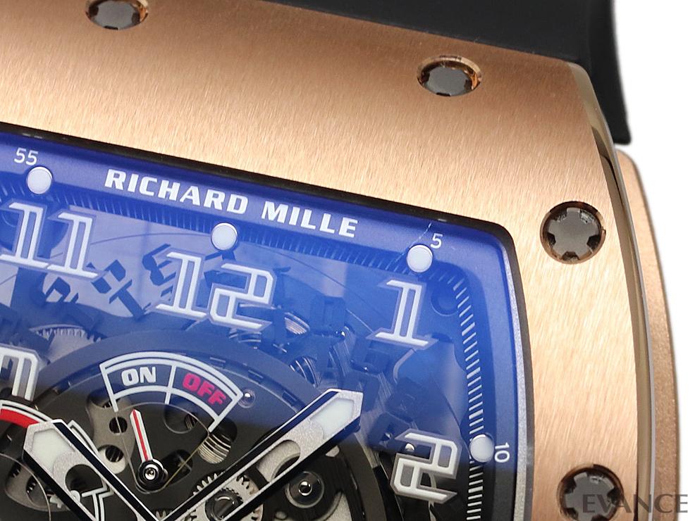 RICHARD MILLE リシャールミル オートマチック  デクラッチャブルローター RM030