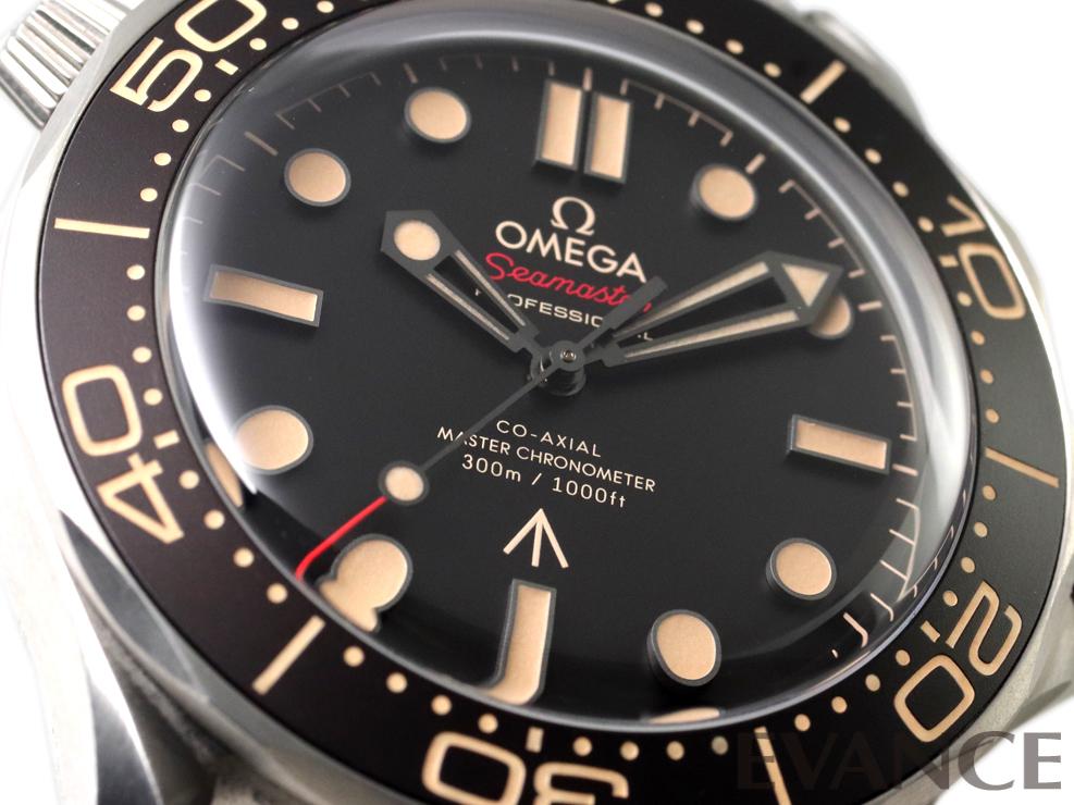 OMEGA オメガ シーマスター ダイバー300M マスタークロノメーター 007エディション 210.90.42.20.01.001