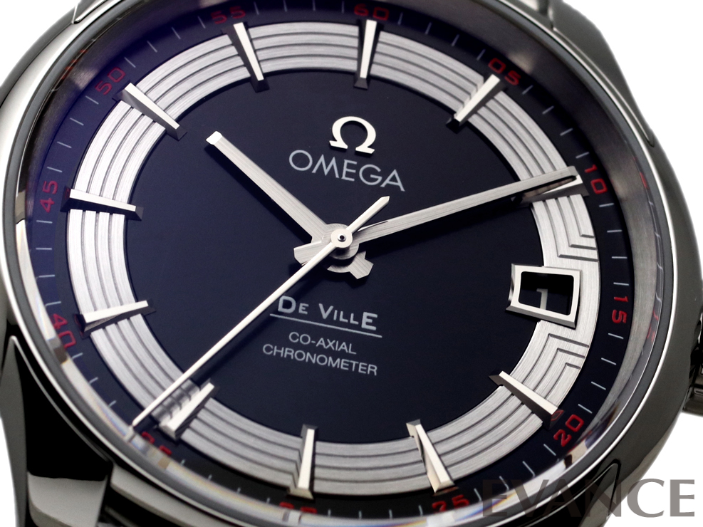 OMEGA オメガ デ・ビル アワービジョン コーアクシャル 431.30.41.21.01.001