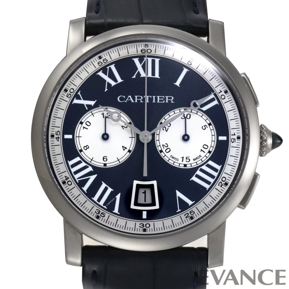 CARTIER カルティエ ロトンド ドゥ カルティエ 300本限定 W1556239