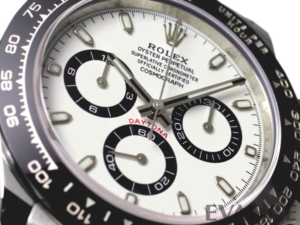 ROLEX ロレックス デイトナ(マーク1 アイボリーダイアル) 116500LN