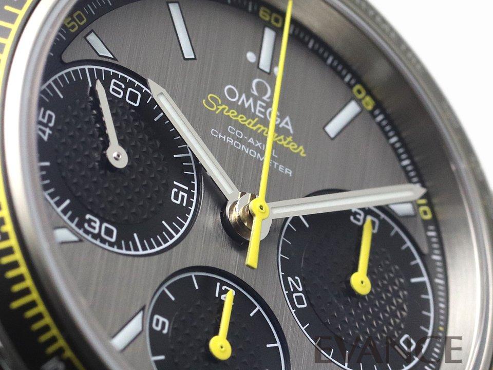 OMEGA オメガ スピードマスター レーシング コーアクシャル クロノグラフ 326.30.40.50.06.001