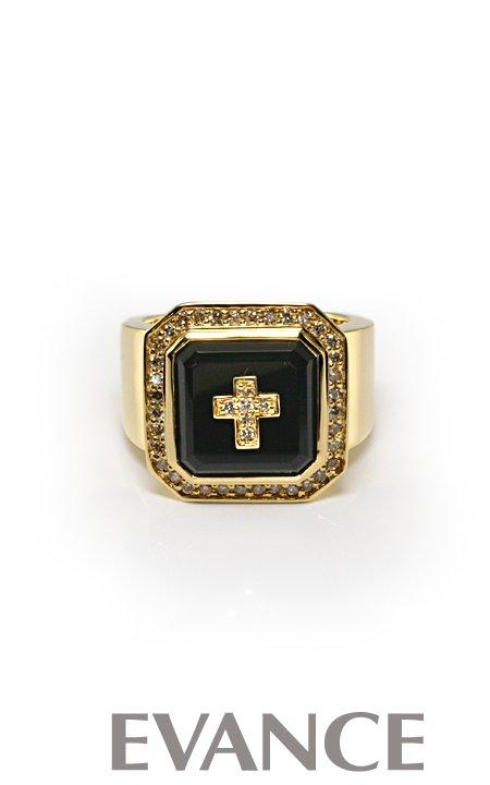 JUSTIN DAVIS ジャスティン デイビス [リング] CRUX Ring (YG) GRJ153