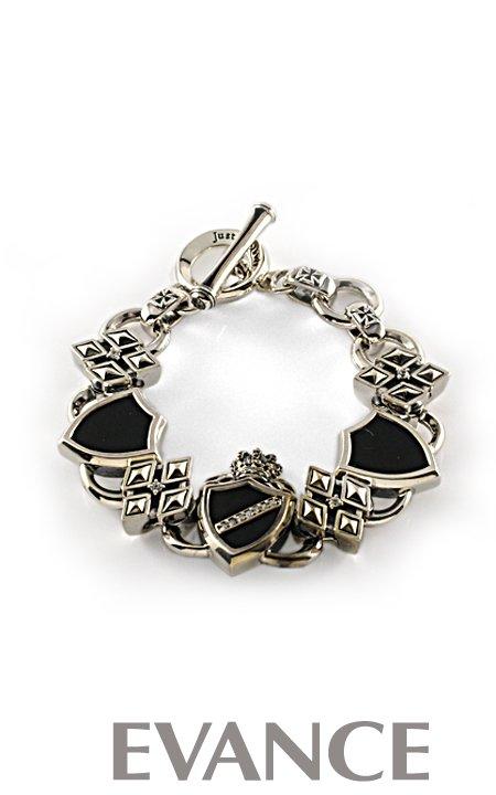 JUSTIN DAVIS ジャスティン デイビス [ブレスレット] HERITAGE Bracelet (7.5) SBJ190
