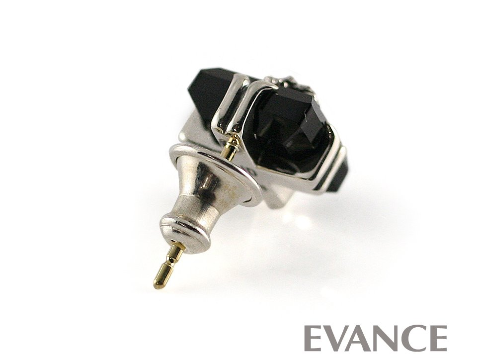 JUSTIN DAVIS ジャスティン デイビス [ピアス] BLACK ICE Earring SEJ737