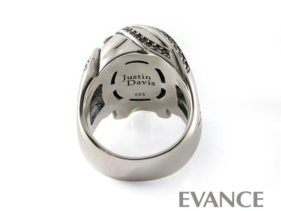JUSTIN DAVIS ジャスティン デイビス [リング] MOEBIUS Ring SRJ432