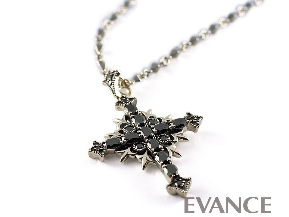 JUSTIN DAVIS ジャスティン デイビス [ペンダント] ST.POPE JOHN Pendant (ブラック) SPJ196