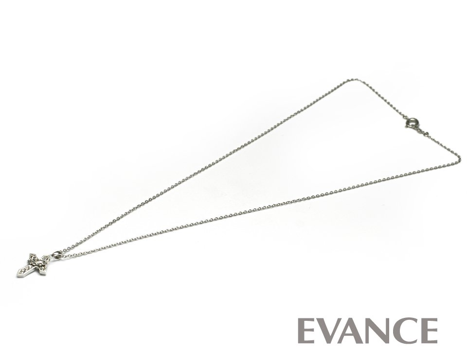 JUSTIN DAVIS ジャスティン デイビス [ネックレス] COMPASSION CROSS NECKLACE SNJ695