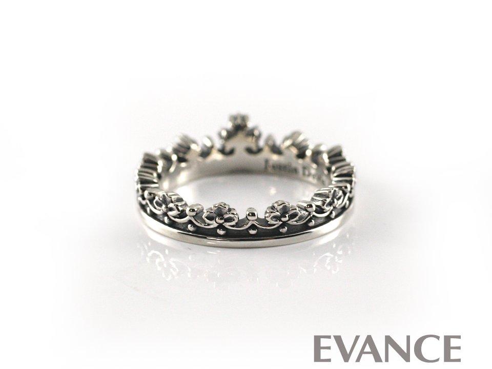 JUSTIN DAVIS ジャスティン デイビス [リング] CORONATION Ring(ダイヤ) SRJ771