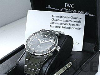 IWC アイ・ダブリュー・シー GSTアクアタイマー 3536.002