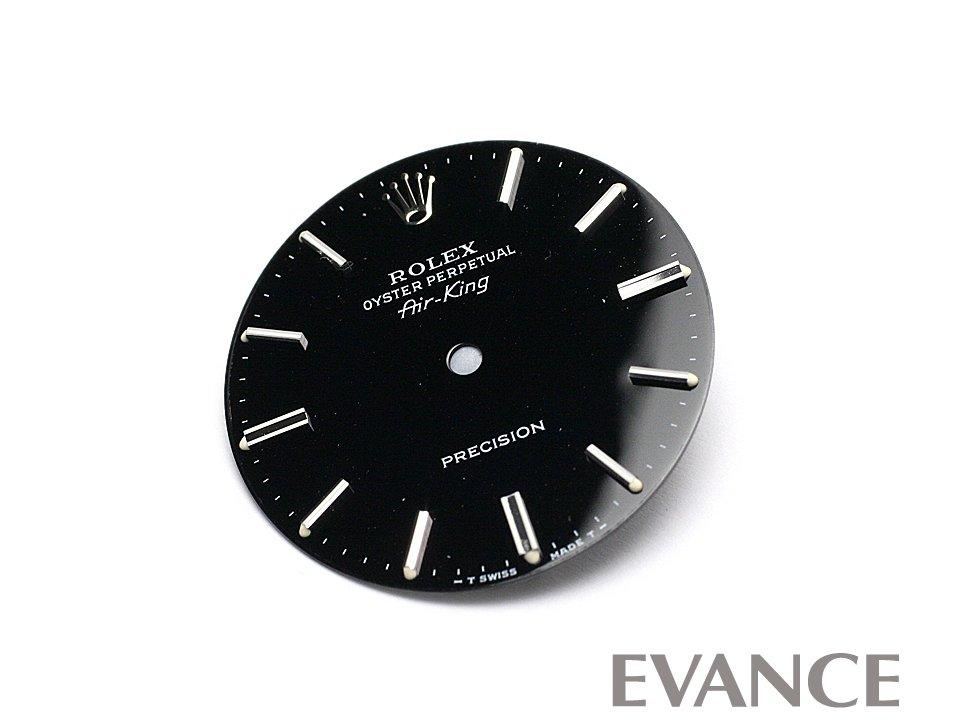 OTHER その他 ウォッチパーツ ROLEX エアキング (5500)ミラー ダイアル&針 5500