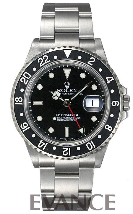 ROLEX ロレックス GMTマスターII 16710