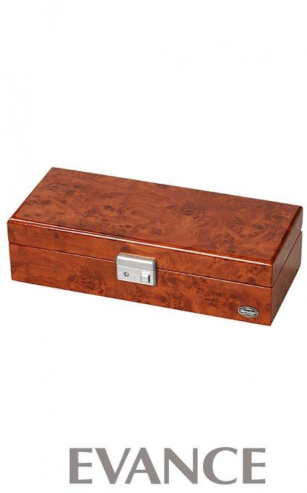 OTHER その他 ウォッチボックス(4本用)濃木目 LU51005RD