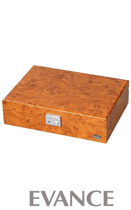OTHER その他 ウォッチボックス(8本用)薄木目 LU51010RW