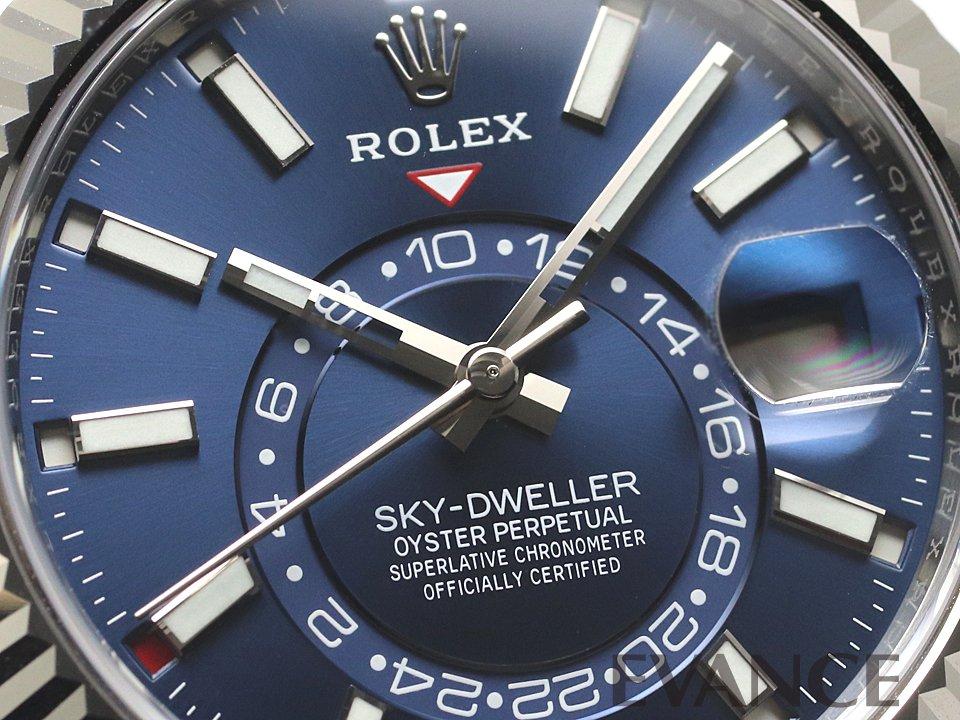 ROLEX ロレックス スカイドゥエラー 未使用品 326934