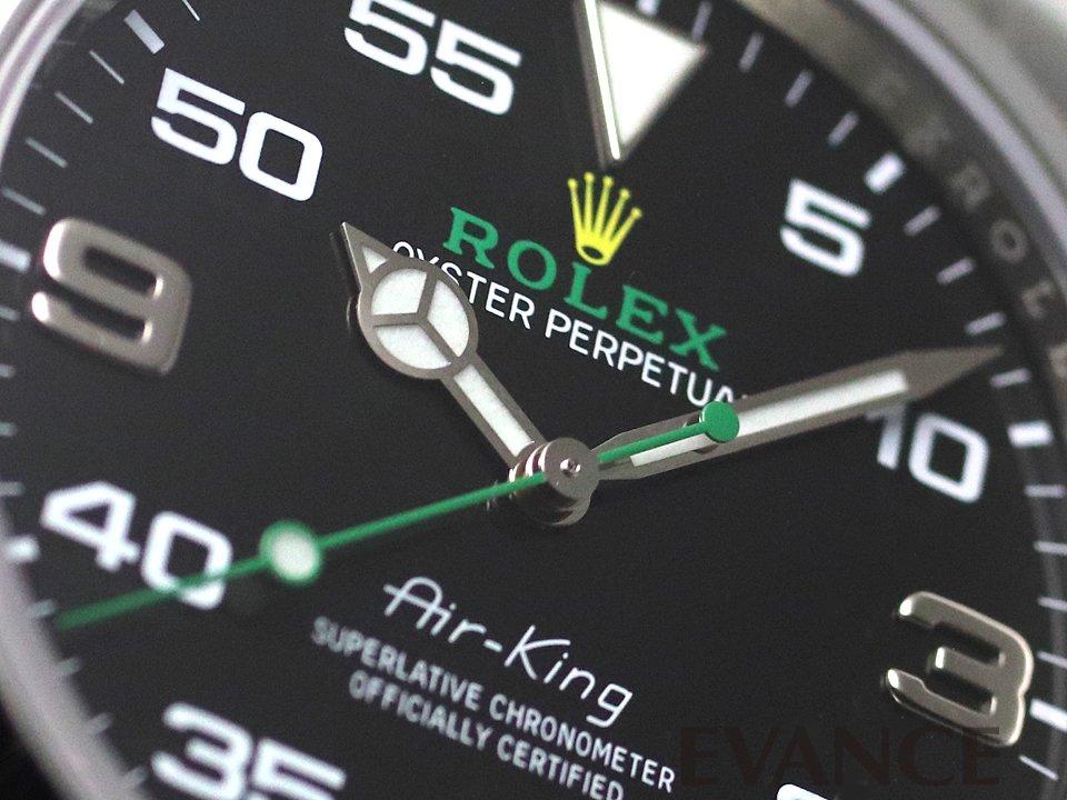 ROLEX ロレックス オイスター パーペチュアル エアキング 116900