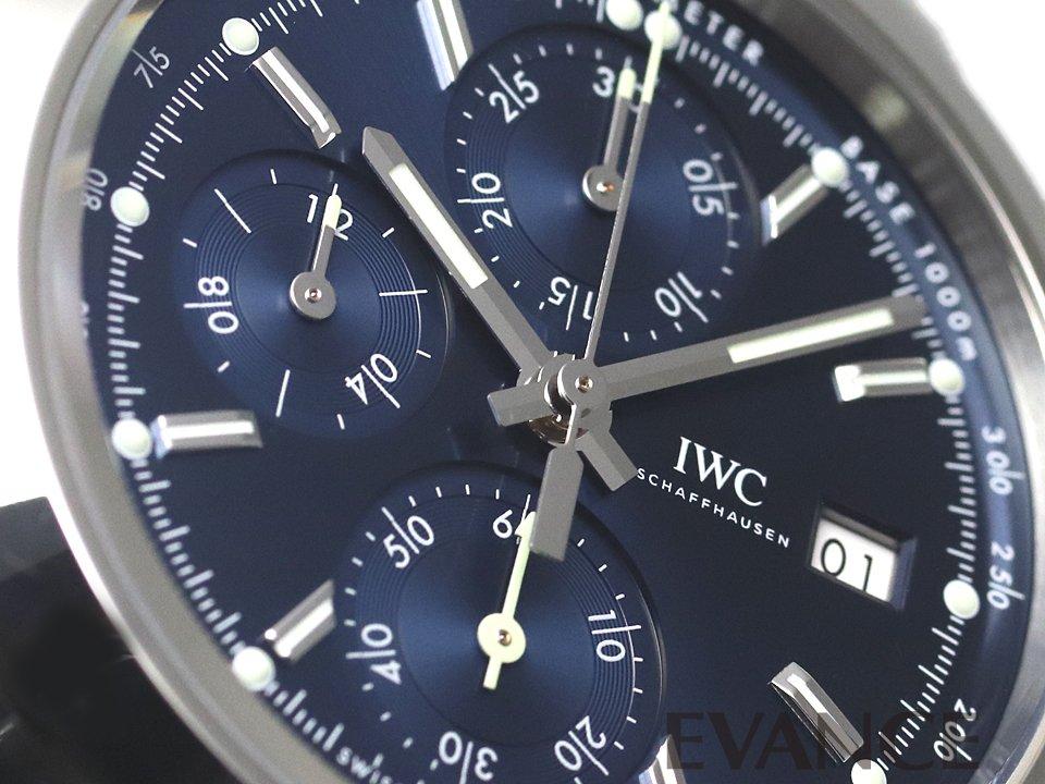 IWC アイ・ダブリュー・シー インヂュニア クロノ IW380802