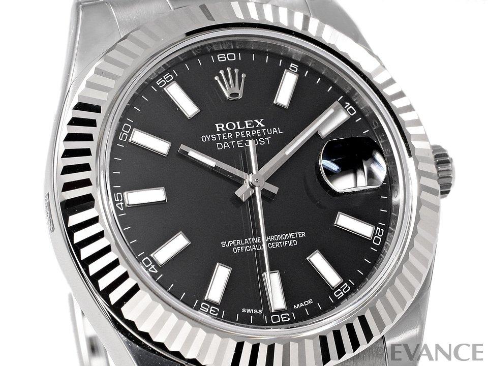 ROLEX ロレックス ロレックス デイトジャスト II 116334
